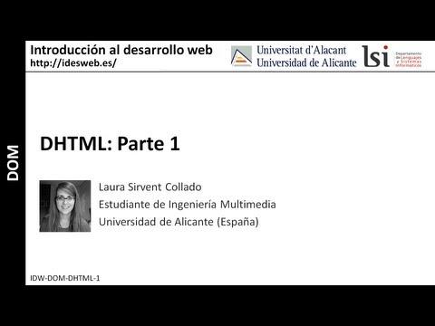 DHTML (parte 1)