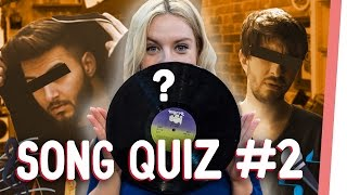 Songquiz – Challenge #2 in der Community Edition | GMI