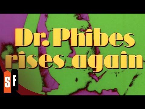 Dr. Phibes Rises Again - Vincent Price (1972) Official Trailer HD