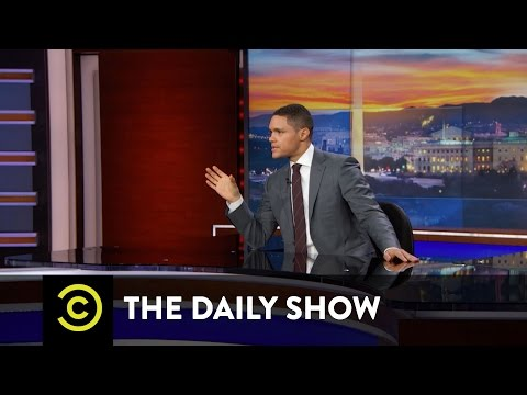 The Daily Show - Between the Scenes - Obamacare Confusion