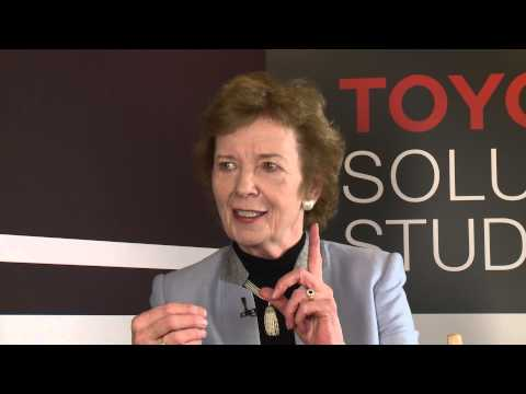 Former Irish President warns about climate change