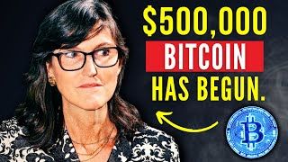 Bitcoin to $500,000 Has Begun! Cathie Wood Interview on Bitcoin & Ethereum | Latest Price Prediction