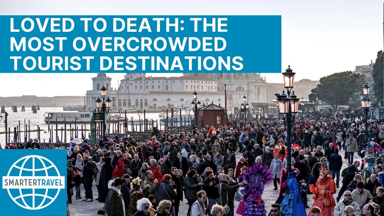 Image result for european tourists crowds problem images