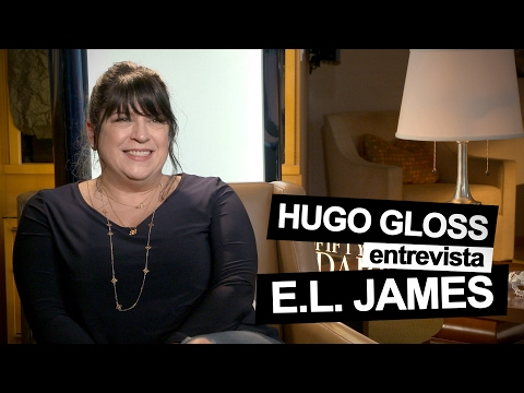 Hugo Gloss entrevista a escritora EL James
