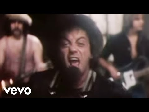 Billy Joel - Big Shot (Official Video)