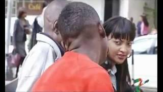 naswa kenyan show- lovers funny sandwich
