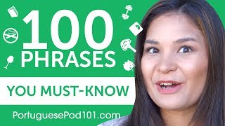 Baixar 100 Phrases Every Portuguese Beginner Must-Know