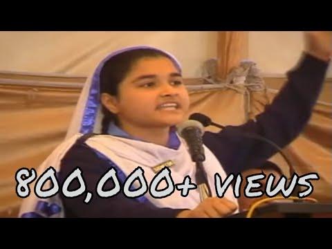 All karachi Speech Competition (2008) -- Haiqa Khan.