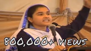 All karachi Speech Competition (2008) -- Haiqa Khan.