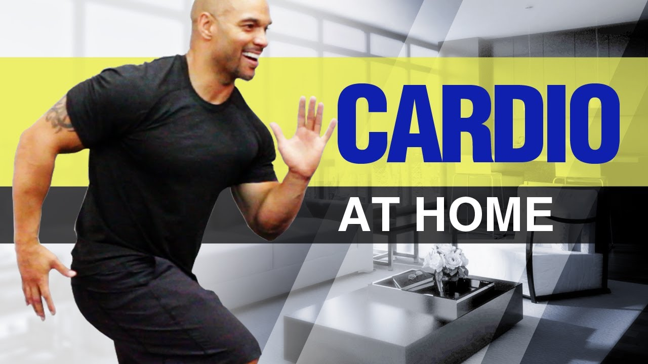 Best cardio exercises at home cardio workout at home that gets results