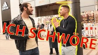 ICH WETTE ICH BRINGE DICH DAZU ZU SCHWÖREN - FRANKFURT EDITION + LUSTIGE STRAFE!!!