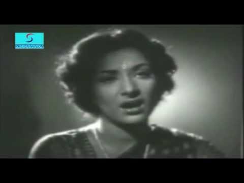 Gham Ka Fasana - Shamshad Begum - Mela - Dilip Kumar, Nargis, Noor Jehan