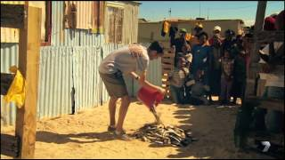 Dynamo The Magician - fish from a bucket