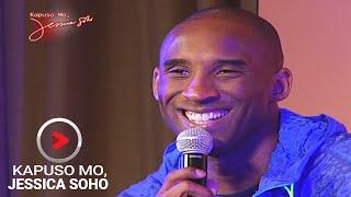 Kapuso Mo, Jessica Soho: The Black Mamba's NBA legacy! (with English subtitles)