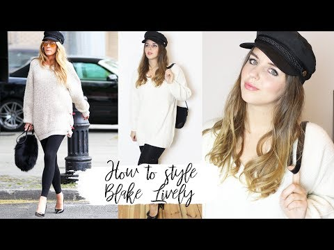 How to Style: Blake Lively  Lovethecosmetics