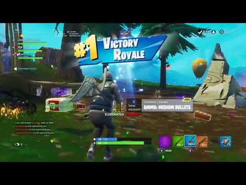 Fortnite Montage The 4th ( Unstoppable- The Score)