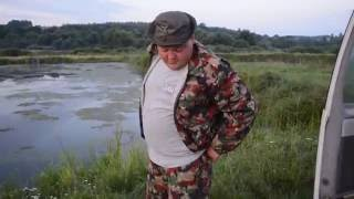 рибалка на Тернопільщині з Олегом