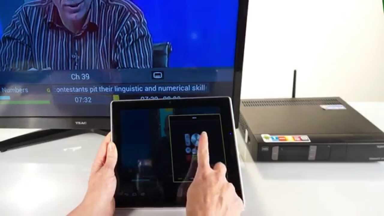 The Topfield Android Smart PVR - TF-T6211HDPVR