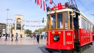 Stambuł - Plac Taksim - Taksim Square - Taksim Meydanı - Istanbul - Turcja - Turkey
