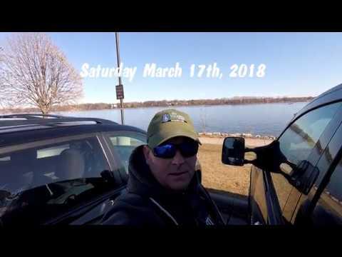 Walleye Fishing Fox River 2nd Shift Night Fishing NFN Kayak Adventure #3 (2018)