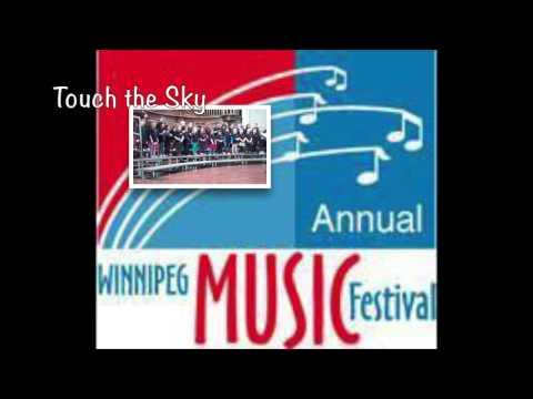 Winnipeg Music Festival 2015: Buchanan Kindersingers!