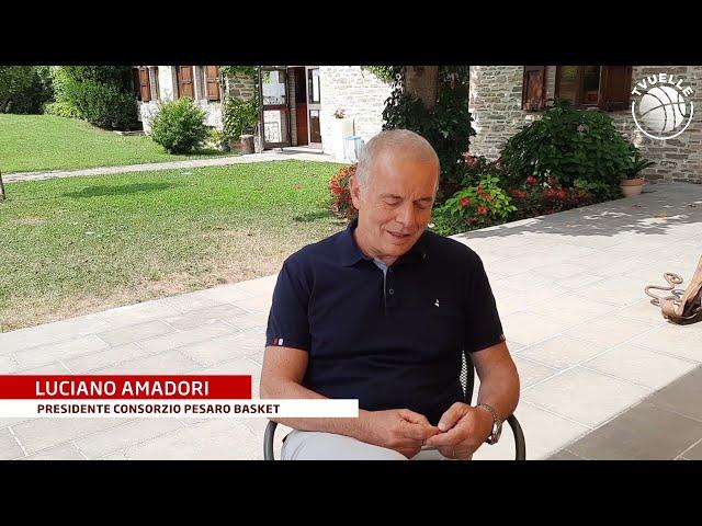 Luciano Amadori: prime impressioni dal ritiro di Lamoli/Borgo Pace