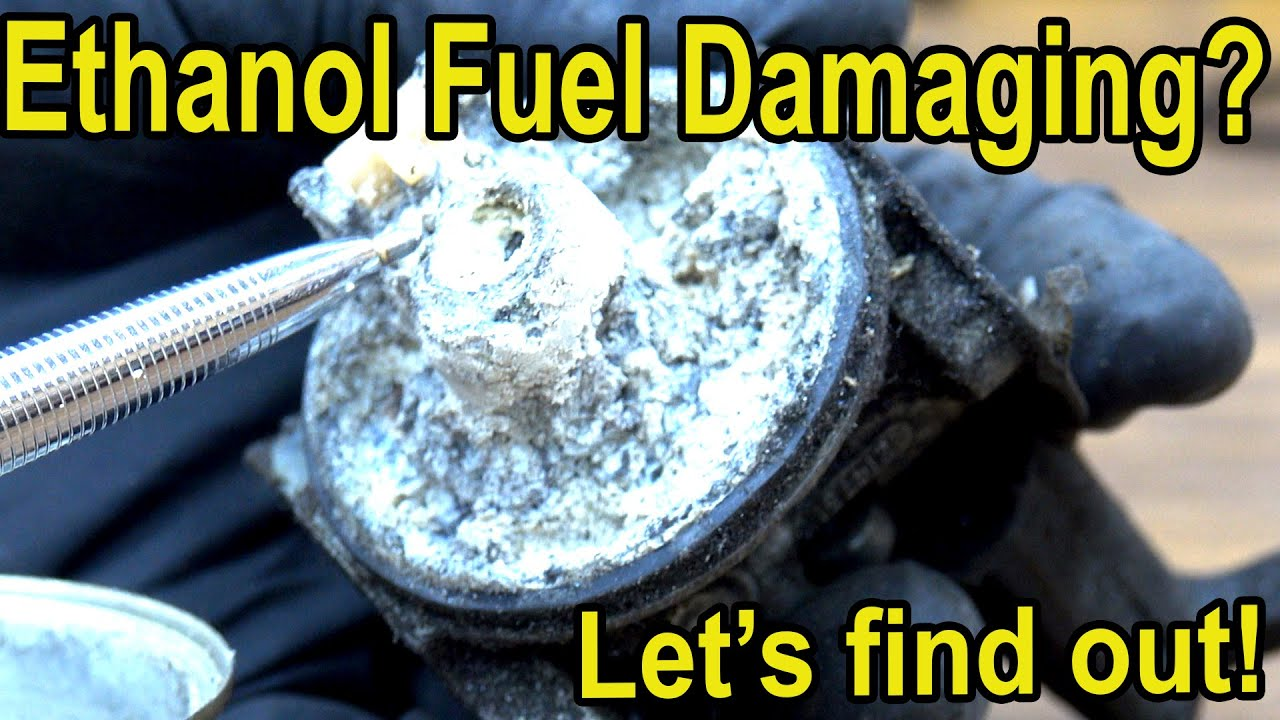 Non Ethanol Gas Near Me >> Is Non Ethanol Gasoline Really Better Let S Find Out Youtube