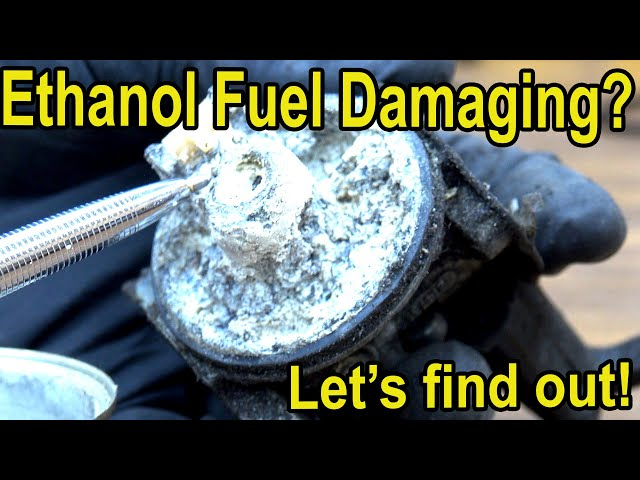 Is Non-Ethanol Gasoline Really Better?  Let's find out!