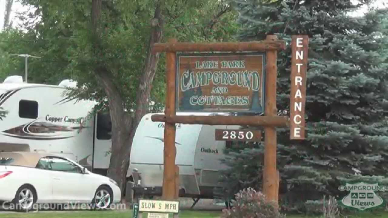 Campgroundviews Com Lake Park Campground Amp Cottages