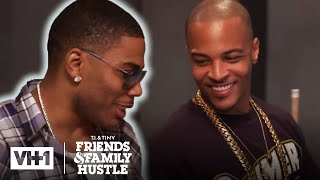 Every Celebrity Appearance ft Taylor Swift, Kevin Hart & More | T.I. & Tiny: Friends & Family Hustle
