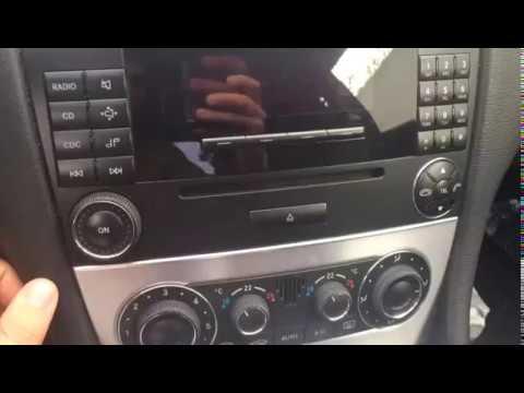 audio 20 cd mercedes benz w203 c220cdi 5p sportcoupe parte. Black Bedroom Furniture Sets. Home Design Ideas