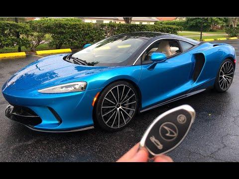 McLaren GT 2020 | POV [HD]