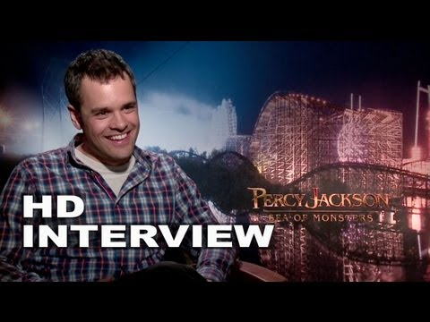 Percy Jackson: Sea of Monsters: Director Thor Freudenthal  Interivew