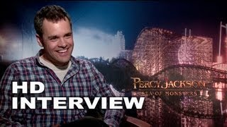 Percy Jackson: Sea Of Monsters: Director Thor Freudenthal Official Interivew