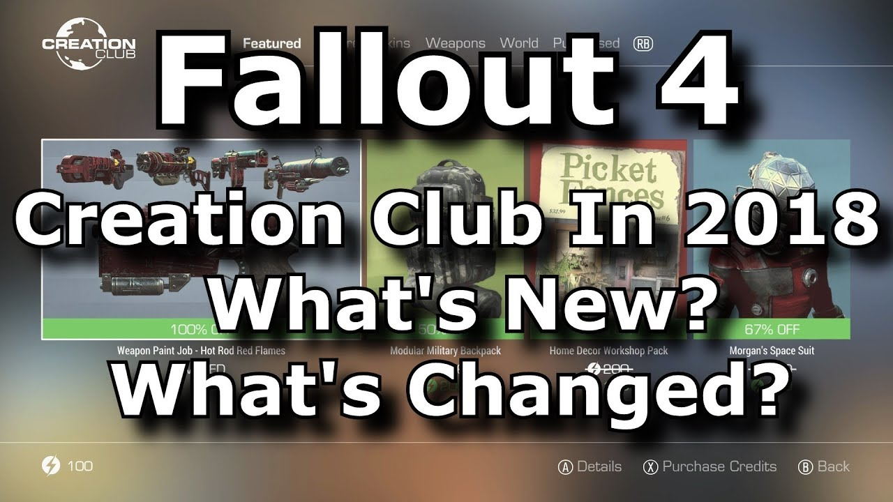 how to get creation club for fallout 4