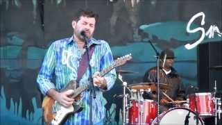 Tab Benoit - Nothing Takes The Place Of You - Live @ Snowy Range Music Festival 2013