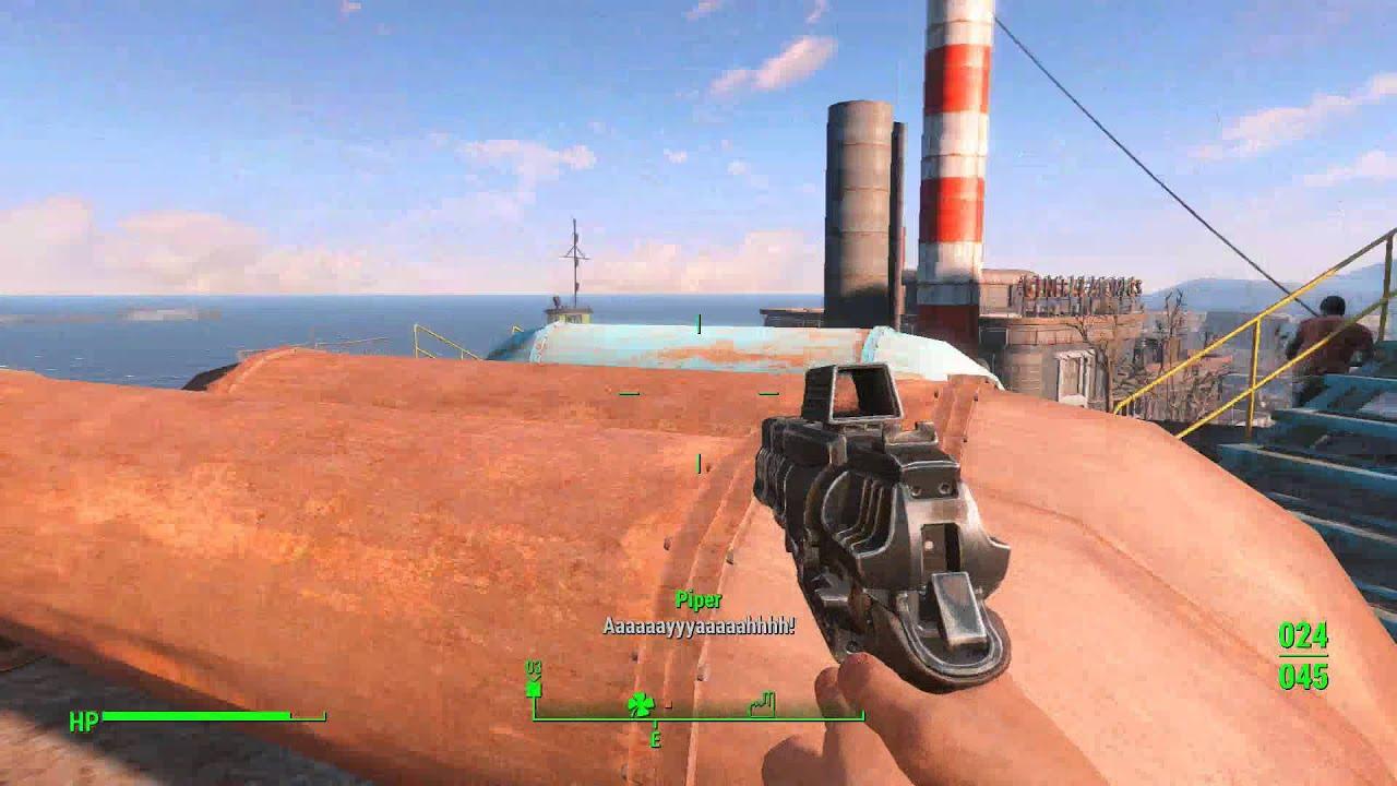 Fallout 4 Diamond City Blues Quest Marowski S Chem Lab