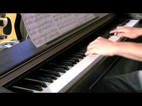 """Final Fantasy VIII - """"Eyes On Me"""" (Piano Collections)"""