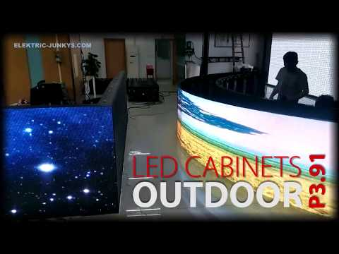 New #LEDSign Inventions Video Technology on another Level