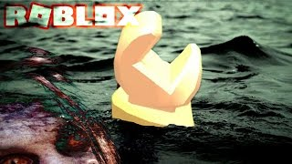 PARANORMAL ACTIVITY UNDERWATER IN ROBLOX!
