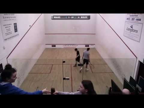 The Northern Club (Crosby) 2015 Men's Squash Final