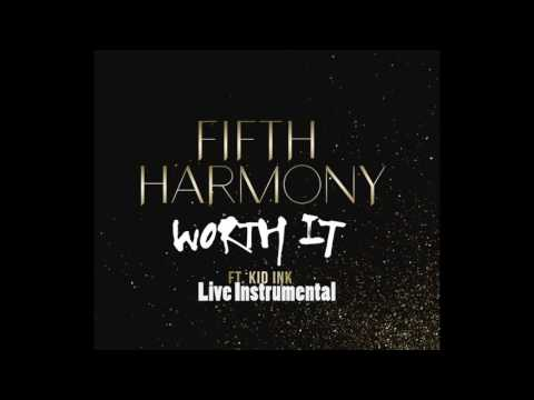 Fifth Harmony - Worth It (Live Studio Instrumental / Band Edition)