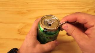 P-38 & Spoon: How to Open a Can