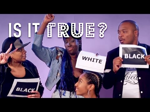 Thumbnail: White People Can't do Black Hair - Is It True?