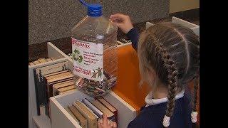 В библиотеках Йошкар-Олы работают пункты приема отработанных батареек и аккумуляторов