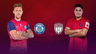 ISL LIVE : jamshedpur vs northeast | Indian Super League 2019-20 MATCH LIVE