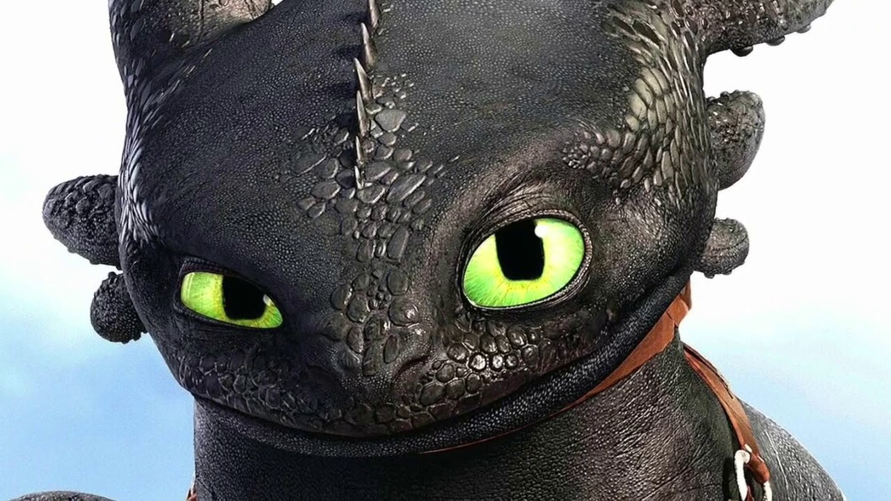 Картинка драконов черных точек