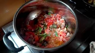 Cooking recipe of chavathumpalu(3)