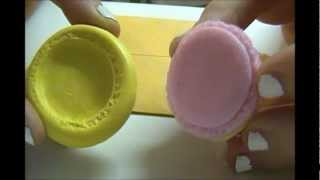 ♡ Make a Mold With Amazing Mold Putty: Macaron Mold ♡