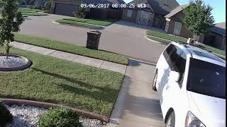 Stealth Security Footage 09/06/2017 08:08 AM